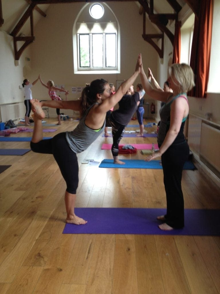 <![CDATA[Yoga Foundation Course 2016]]>