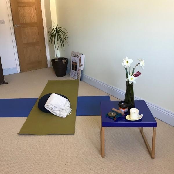 Yoga room online