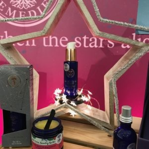 Neals Yard remedies with Hazel