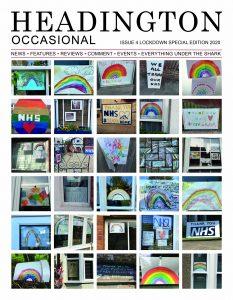 Covid19 Rainbows of Headington