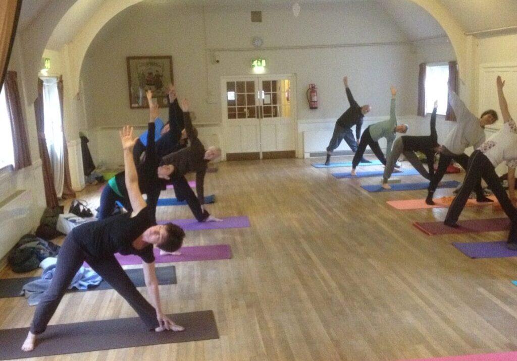 Headington Yoga